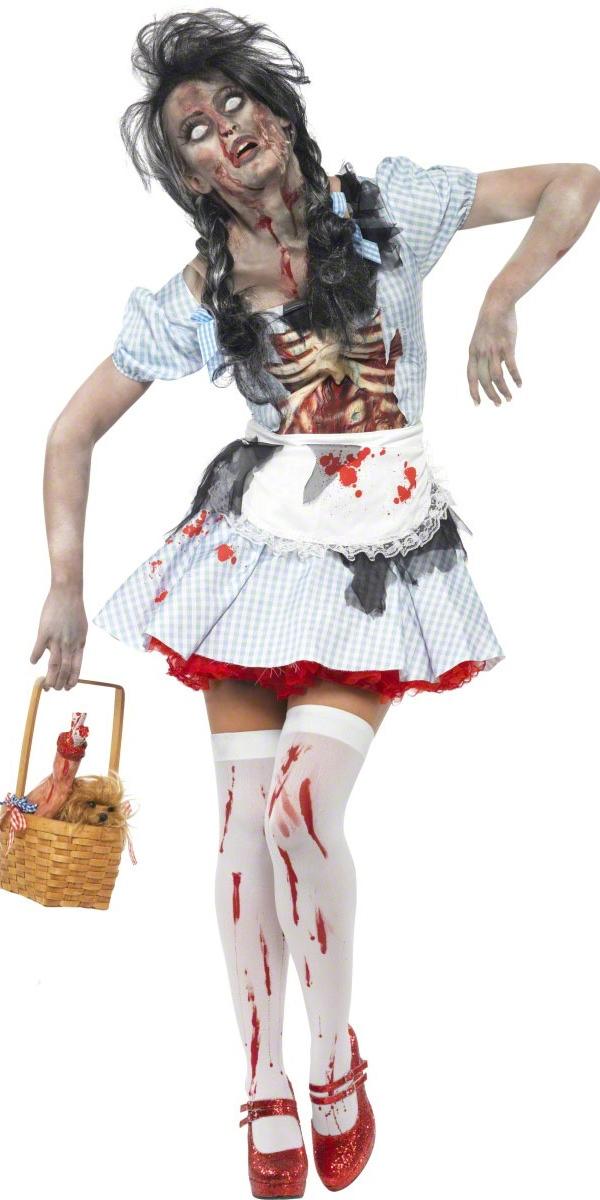 Costume Zombie Costume Dorothy Zombie
