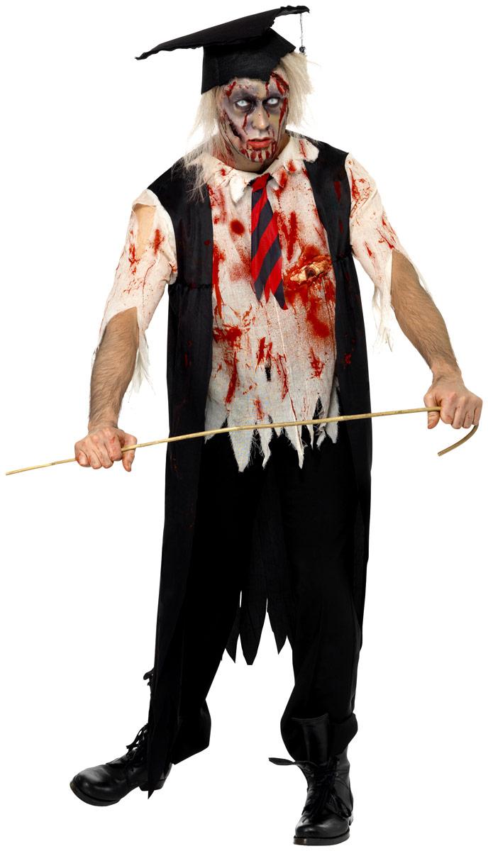 Costume Zombie Costume de proviseur de Zombie