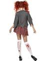 Costume Zombie Zombie School Girl Costume