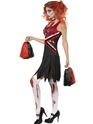 Costume Zombie Zombie Pom-Pom Girl Costume