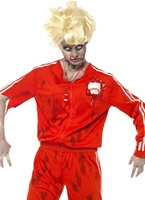 Costume de professeur de Sports Zombie Costume Zombie