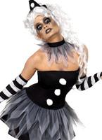 Sinistre Costume Poiret Costume Zombie