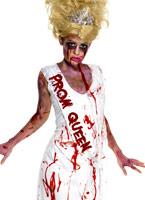 Costume Zombie Prom Queen Costume Zombie