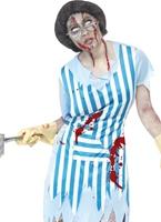 Costume Lady dîner Zombie Costume Zombie