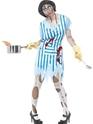 Costume Zombie Costume Lady dîner Zombie