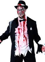 Costume de Gangster de Zombie Costume Zombie