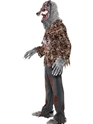 Costume Zombie Costume de loup-garou Zombie Alley