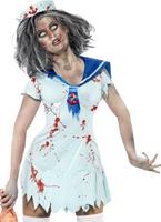 Zombie Sailor Costume Costume Zombie