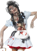 Costume Dorothy Zombie Costume Zombie