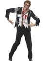 Costume Zombie A travaillé à mort Office Zombie Costume