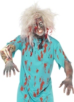 Patients Costume Zombie Costume Zombie