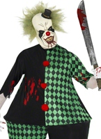 Costume de Clown Fat Zombie Costume Zombie