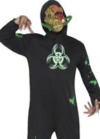 Zombie Bio Hazard Costume Costume Zombie