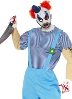 Bubbles le Costume de Clown Costume Zombie