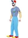 Costume Zombie Bubbles le Costume de Clown