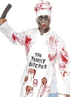 Costume de Chef mortel Costume Zombie