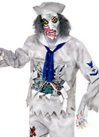 Zombie Alley Sailor Costume Costume Zombie