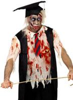 Costume de proviseur de Zombie Costume Zombie
