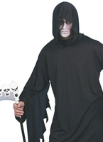 Screamer Costume noir Costume Zombie