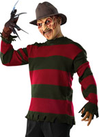 Freddy Krueger Sweater Deluxe Costume Freddy Krueger