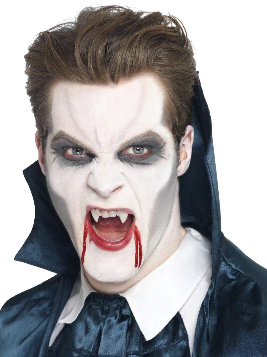 Gore et sang Halloween Vampire blanc crocs