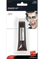 Faux sang maquillage rouge Gore et sang Halloween