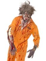 Zombie Gore manchon Latex Gore et sang Halloween