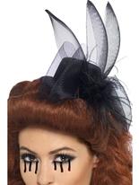 Petit chapeau noir Halloween Capes et chapeaux