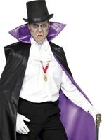 Cape réversible comte Halloween Capes et chapeaux