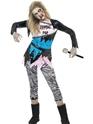 Halloween Adolescentes Zombie Teen Pop Star Costume