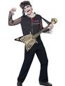 Halloween Adolescentes Costume de Rocker mort Teen