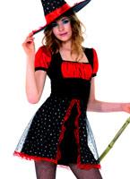 Ados Star Costume sorcière Halloween Adolescentes