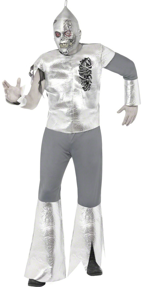 Halloween Costume Homme Twisted Tinman Costume