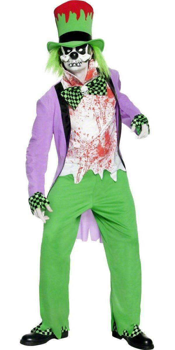 Halloween Costume Homme Costume Bad Hatter