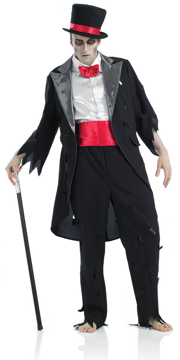 Costume mariage gothique homme - Costume halloween homme original ...