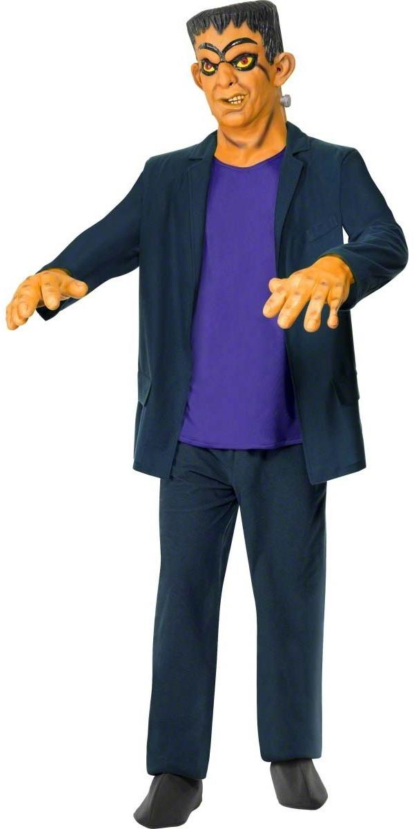 Halloween Costume Homme Costume de Frankenstein contemporain Toons