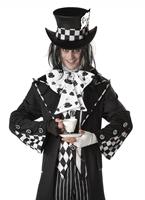 Costume sombre Chapelier Halloween Costume Homme