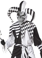 Personne n' est fou Jester Costume Halloween Costume Homme