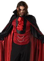 Costume de comte sanguinaire Halloween Costume Homme