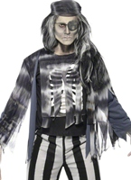 Costume Pirate fantomatique Halloween Costume Homme