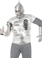 Twisted Tinman Costume Halloween Costume Homme