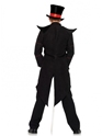 Halloween Costume Homme Costume de Chapelier fou mal
