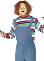 Costume de Chucky Halloween Costume Homme