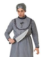 Costume de mère psycho Halloween Costume Homme