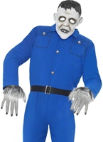 Costume de monstre hurlant Halloween Costume Homme