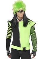 Costume de Punk Ivy Elf jardin contaminé Halloween Costume Homme