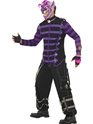 Halloween Costume Homme Costume de chat de Cheshire de cauchemar