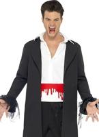 Goutte de sang Vampire Costume Halloween Costume Homme