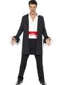 Halloween Costume Homme Goutte de sang Vampire Costume