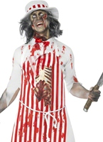 Bloody Butcher Costume Halloween Costume Homme